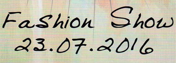 Fashionshow 2016 - Private Modeschule Albstadt