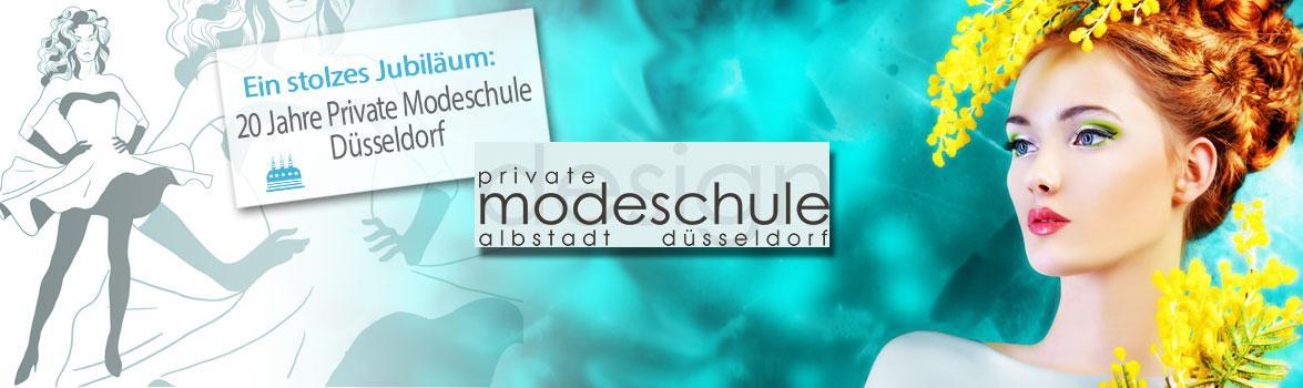 Private Modeschule Albstadt und Düsseldorf